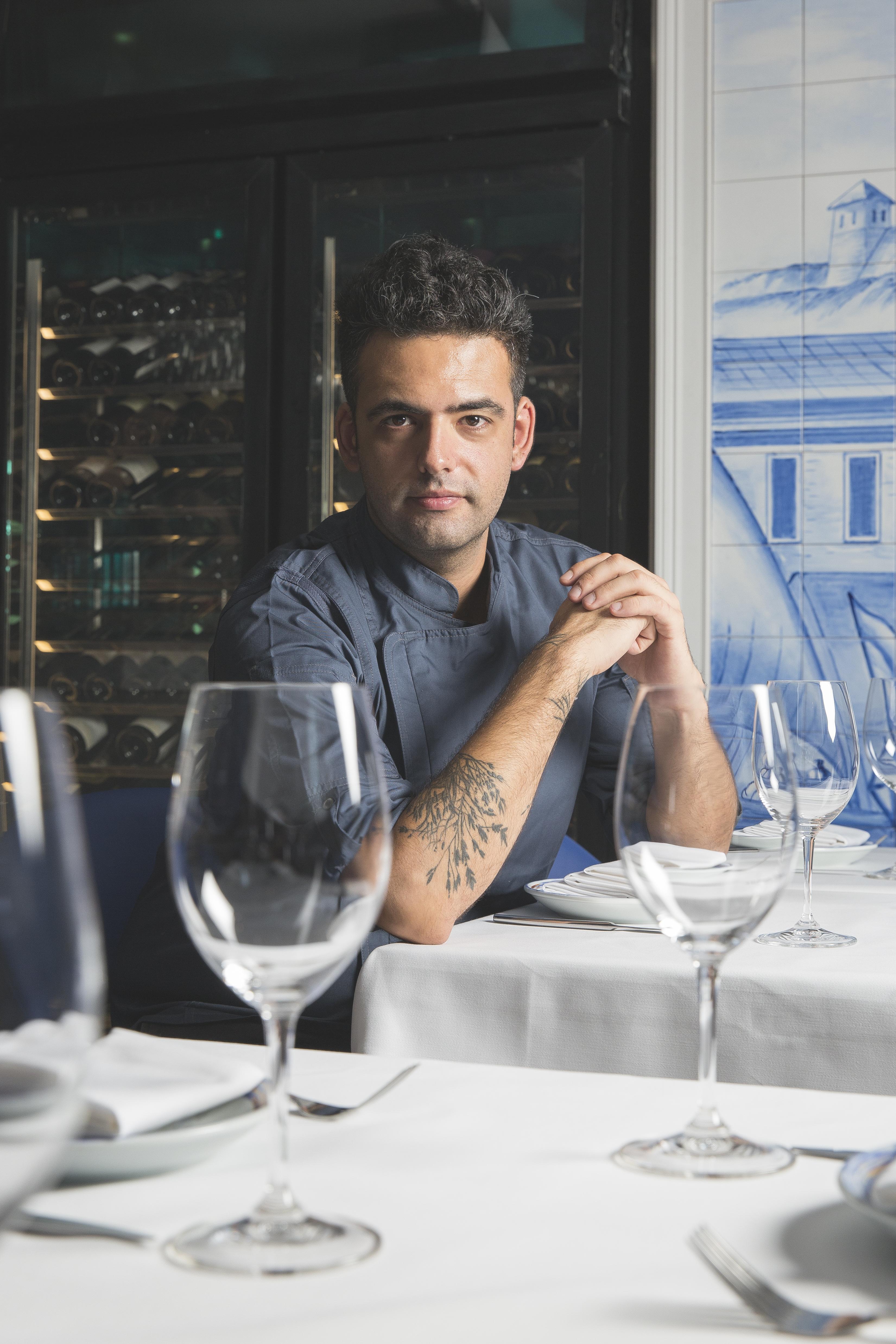 Chef Fábio Pombo